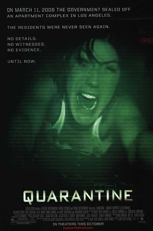 Quarantine Poster